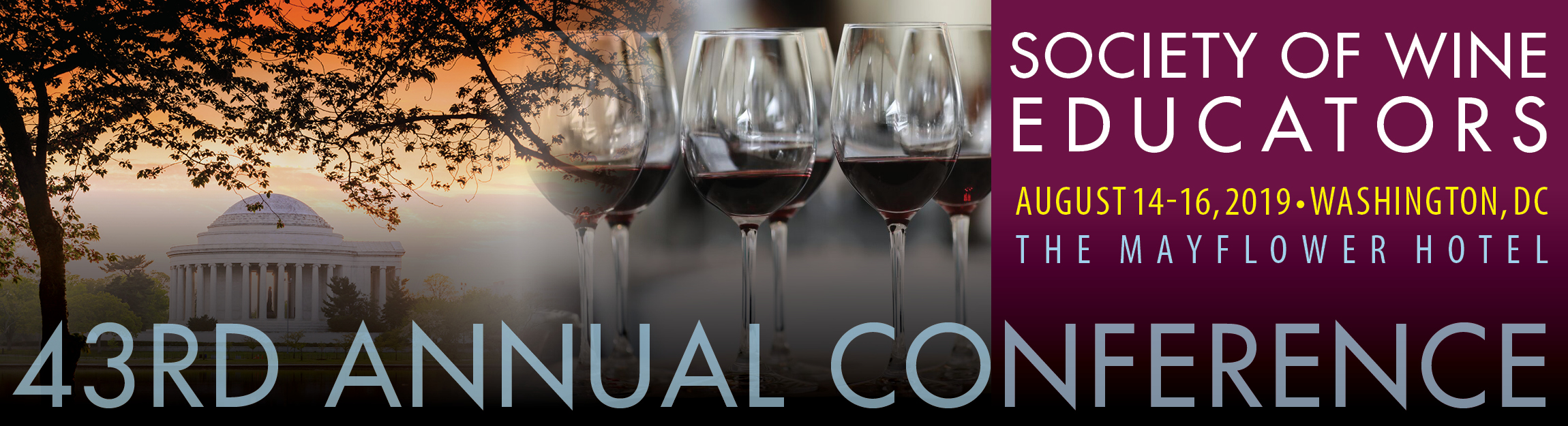 Society of Wine Educators 43rd Annual Conference