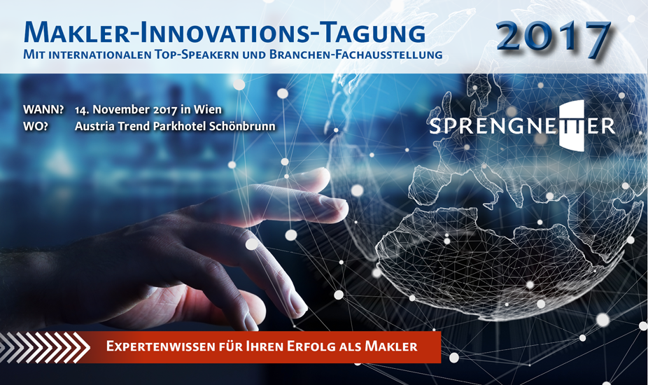 Die Makler-Innovations-Tagung 2017