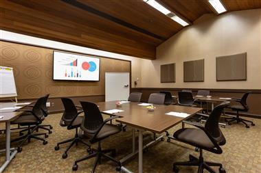 Newly Renovated Meeting Rooms