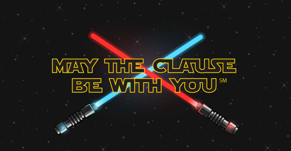 May the Clause Be with You℠