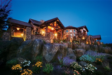Pronghorn Resort Clubhouse