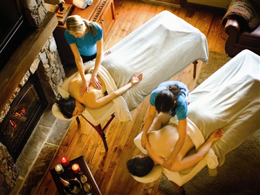 In Room Spa Service