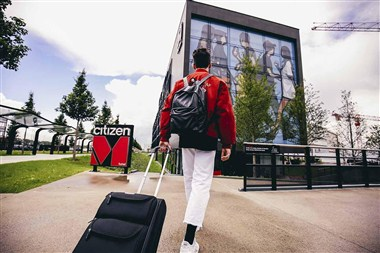 welcome at citizenM!