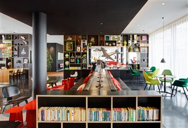 living rooms to eat, work & play