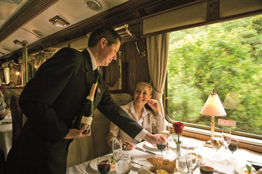 Belmond Hiram Bingham Luxury Train
