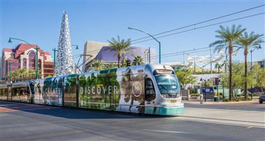 Downtown Mesa - Valley Metro Light Rail