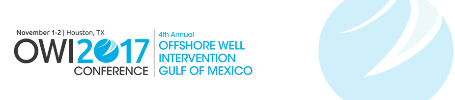 4th Offshore Well Intervention Conference, Gulf of Mexico 2017
