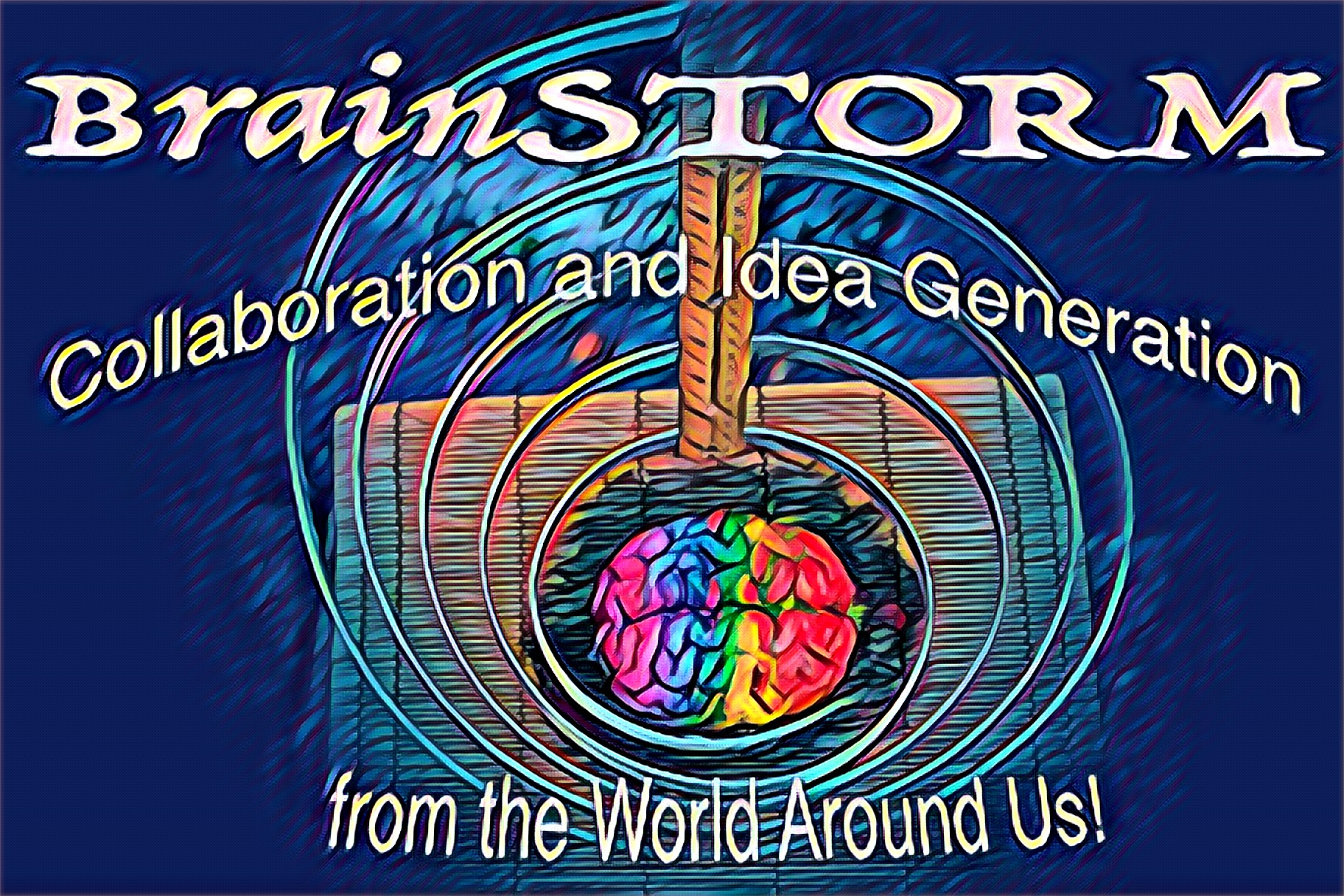 GAEA Fall Conference 2018:    Brainstorm Collaboration and Idea Generation  From the World Around Us!