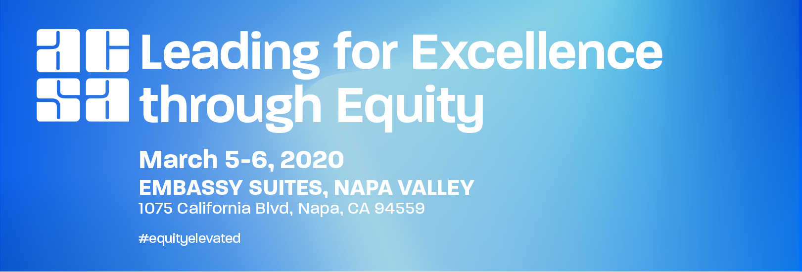 2020 Leading for Excellence through Equity Conference