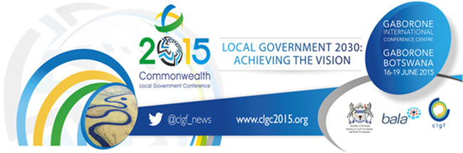Commonwealth Local Government Conference 2015