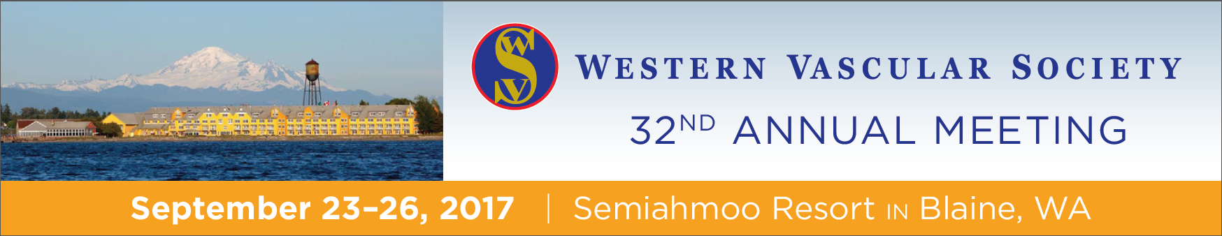 Western Vascular Society 2017 Annual Meeting