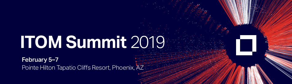Micro Focus ITOM Summit 2019