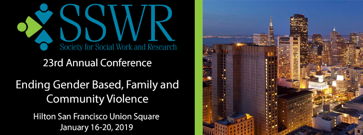 SSWR 23rd Annual Conference