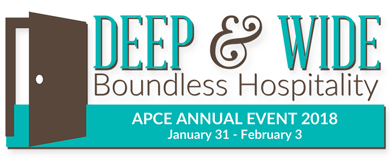 APCE 2018 Annual Event