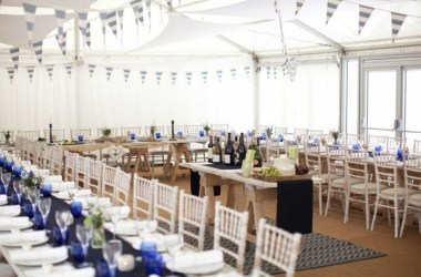 Beach Hut Marquee