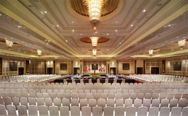 Rizal Ballroom - Corporate Set-Up