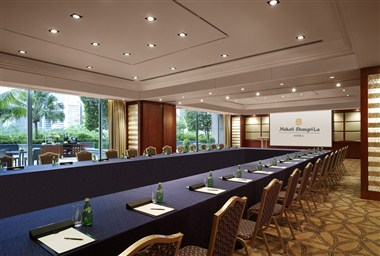 Premiere Function Room - Boardroom Set Up