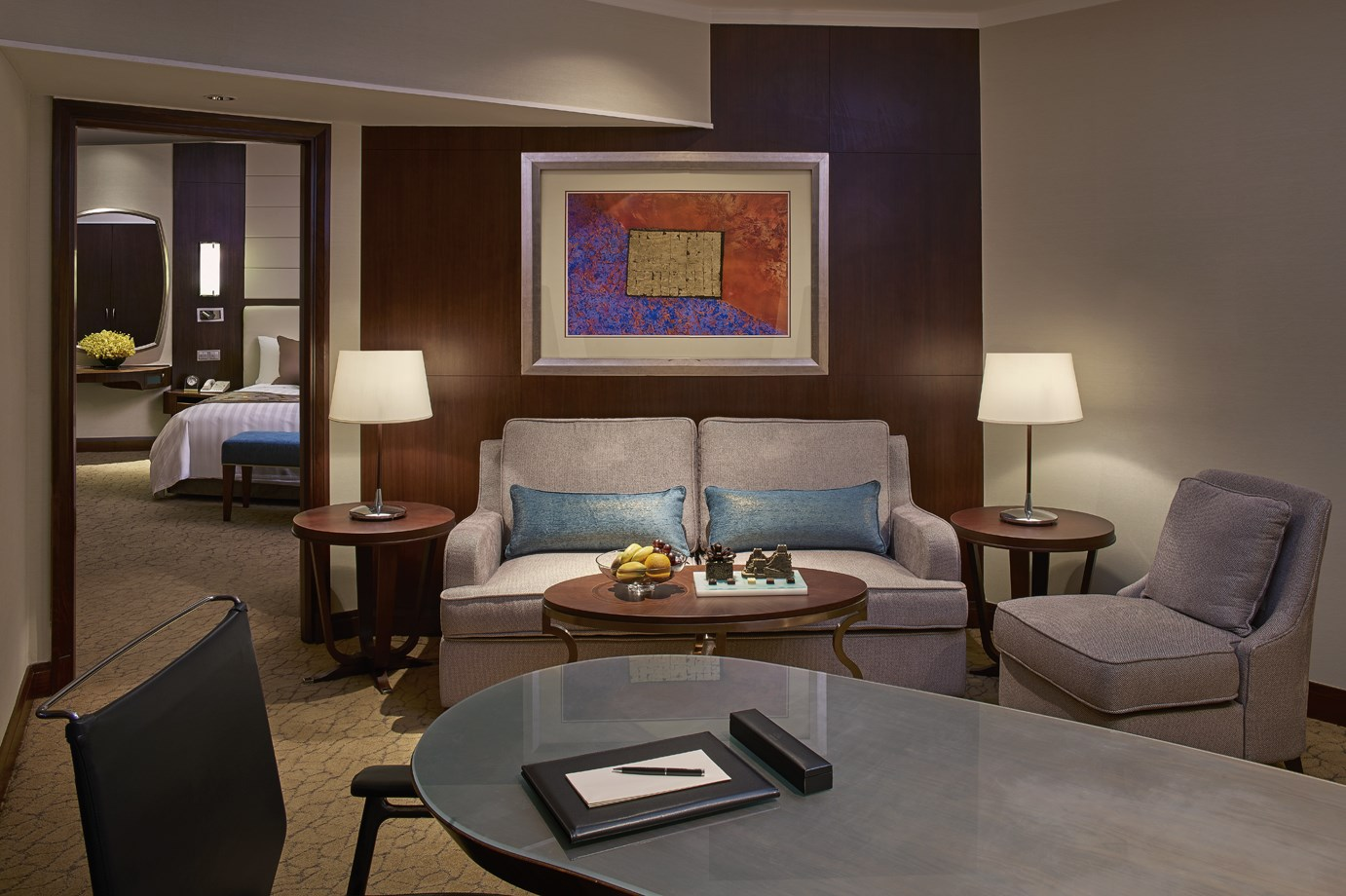 CWH - Guestroom - Executive Suite