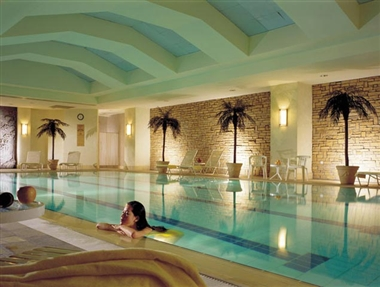 Health Club Swimming Pool