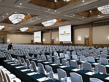 Grand Ballroom - Classroom Set-up