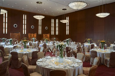 Grand Ball Room - Wedding Set-up