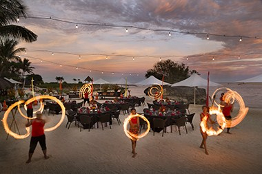 Themed Dinner: Playa del Fuego
