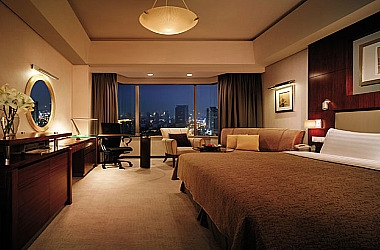 City Wing Deluxe Room