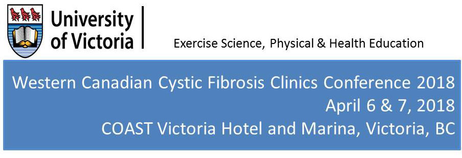 2018 Western Canadian Cystic Fibrosis Conference (2018 WCCFC)