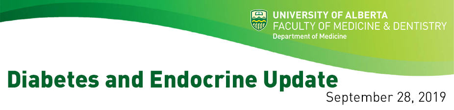 Diabetes and Endocrine Update 2019