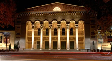Memorial Auditorium - Exterior