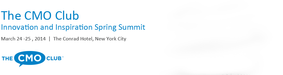 The CMO Club Spring Summit