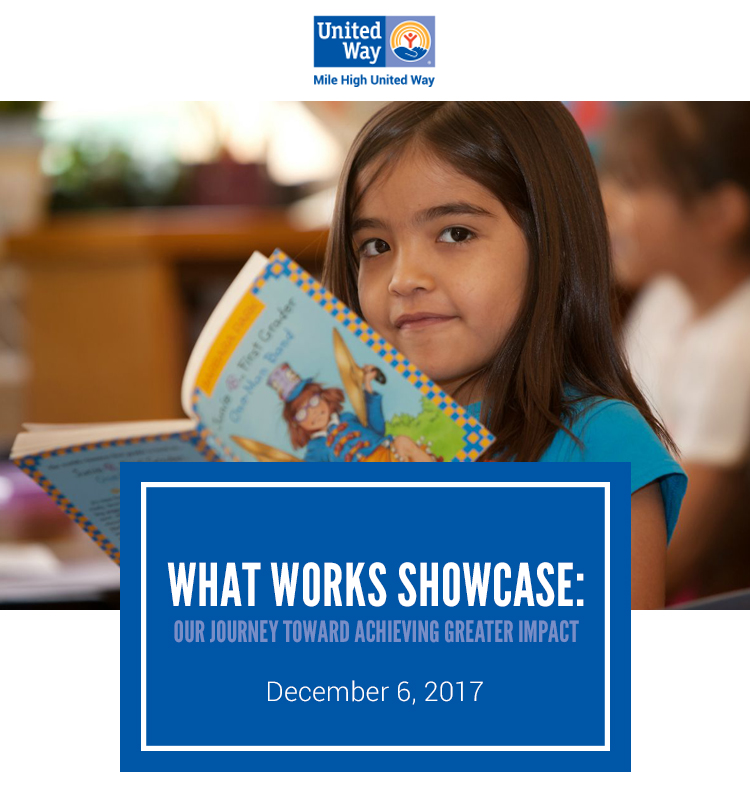 What Works Showcase - Recognition Only