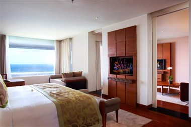 Ocean Front Samabe Suite