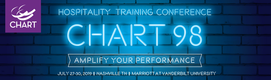 CHART 98 - Nashville: Hospitality Training Conference