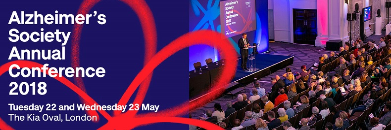 Alzheimer's Society Annual Conference 2018