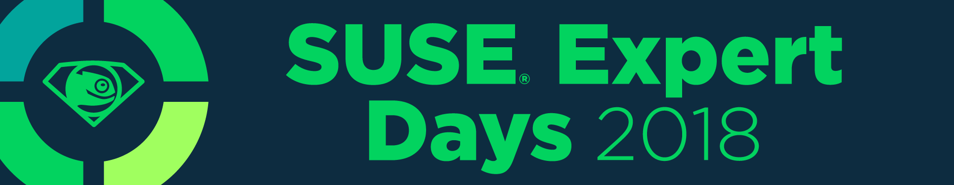 2018 NA SUSE Expert Days - Chicago, IL