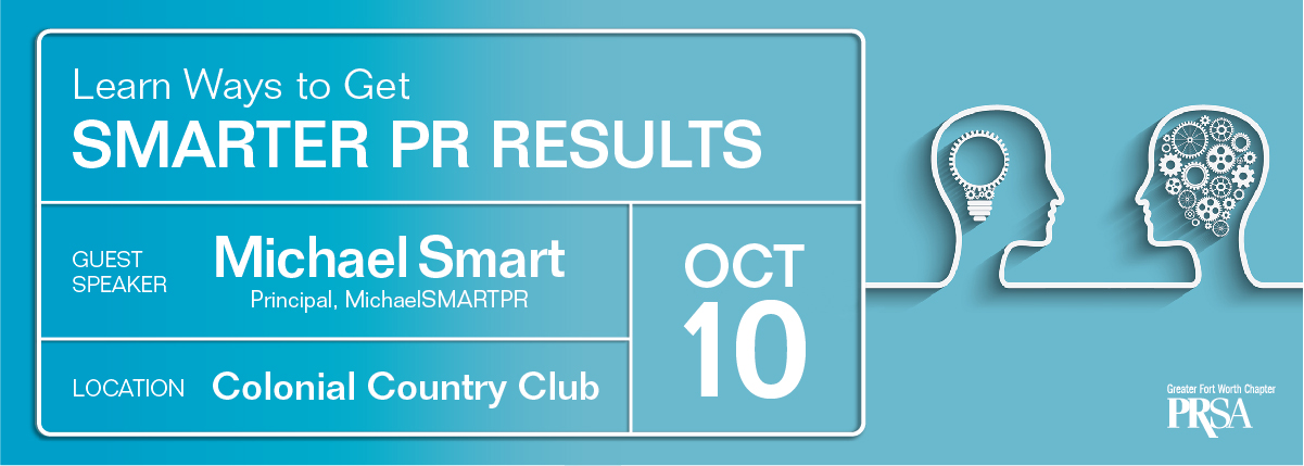 Learn ways to get SMARTer PR results