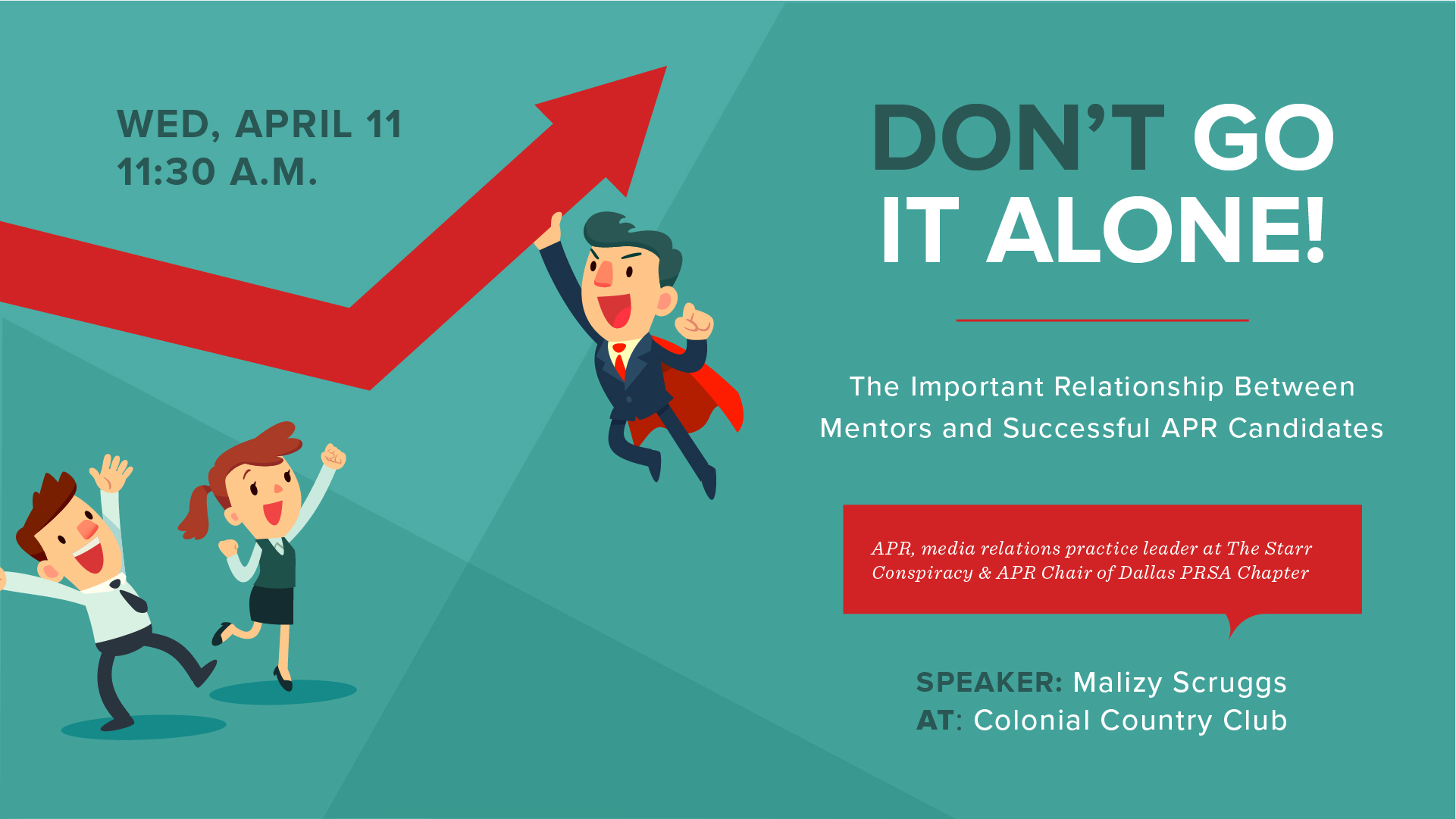 Don't Go It Alone: The Important Relationship Between Mentors and Successful APR Candidates