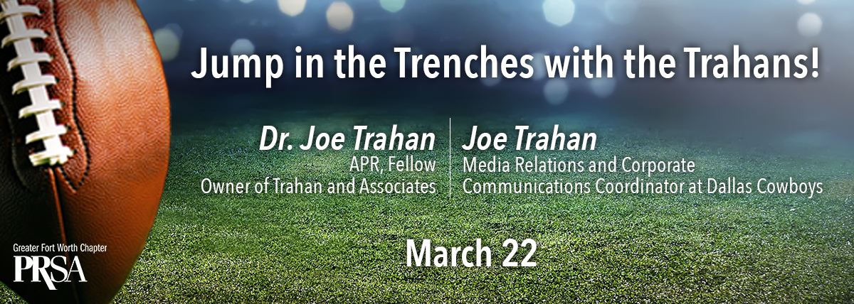 Jump in the Trenches with the Trahans!
