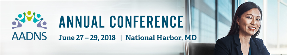 2018 AADNS Annual Conference