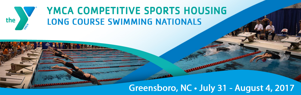 2017 YMCA Long Course Swimming Nationals