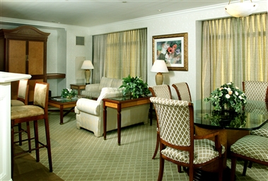 Grand Pequot Tower Suite