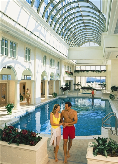The Norwich Spa at Foxwoods