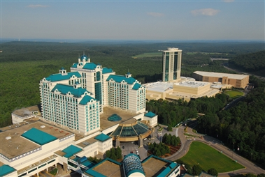Foxwoods and MGM Grand at Foxwoods