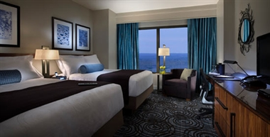 MGM Grand at Foxwoods Deluxe Rooms