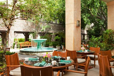 Garden Court Bistro Patio