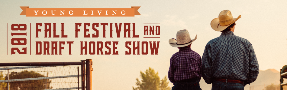 2018 Young Living Fall Festival and Draft Horse Show