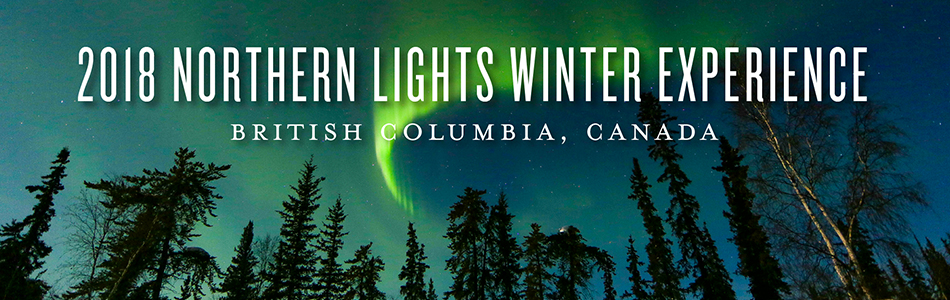 2018 Northern Lights Winter Experience