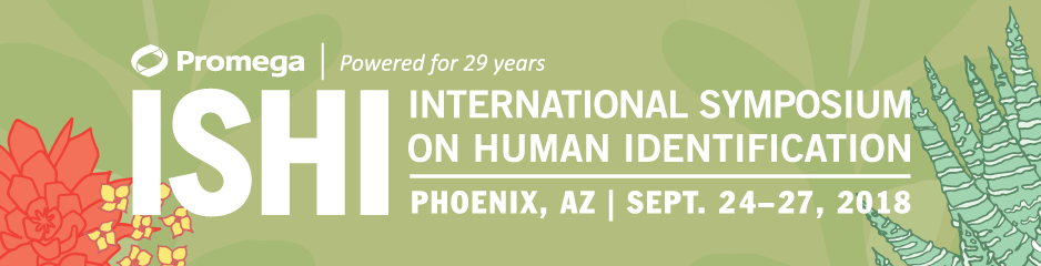 The 29th International Symposium on Human Identification