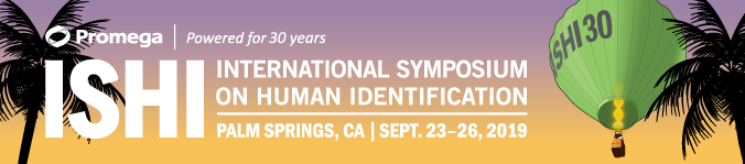 The 30th International Symposium on Human Identification